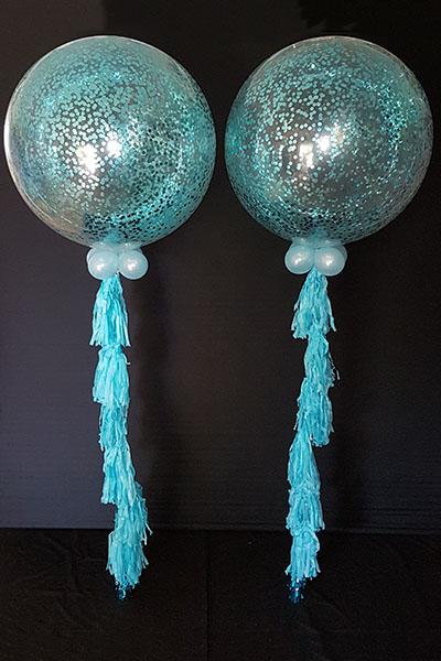 Big Helium Confetti Balloons Kwinana Perth