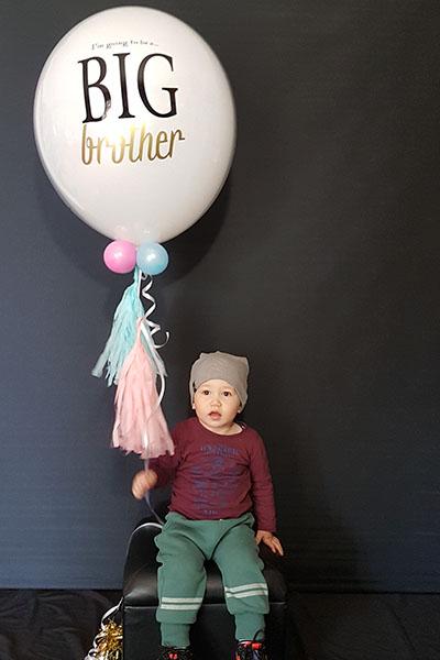 Big Round Helium Balloons Big Brother Balloon Kwinana Perth