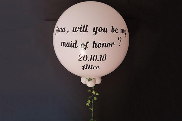Personalised Helium Balloons Kwinana Perth