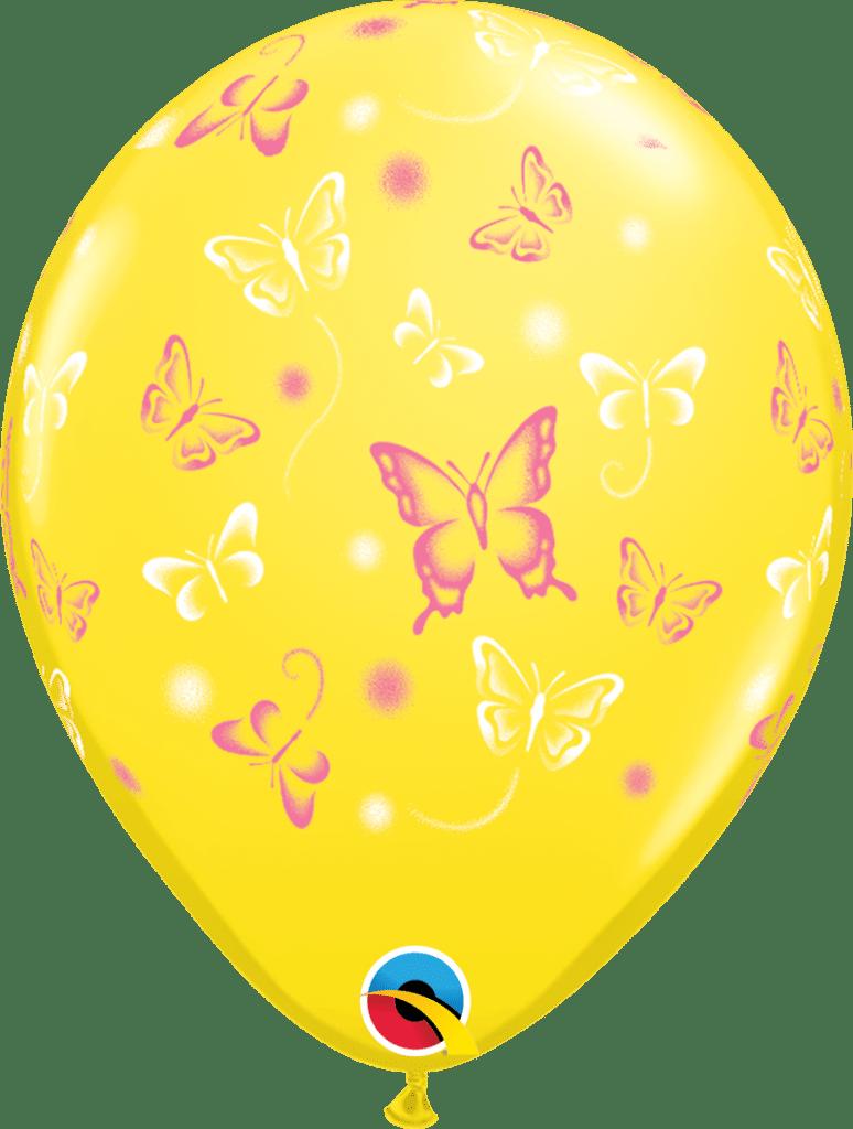 Butterflies Yellow