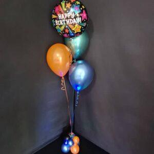 3 Balloon & Foil