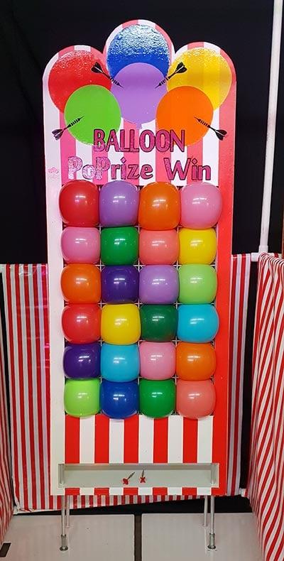 Balloon Poprize Win