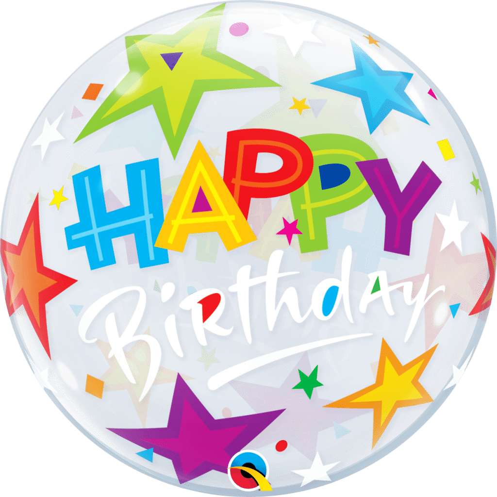 Birthday Brilliant Stars