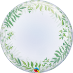 Deco Bubble Elegant Greenery