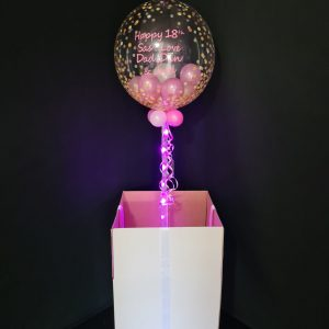 Lightitup Bubble Gumball In A Box