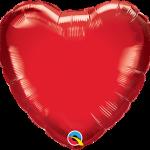 Love Ruby Red 9 Inch