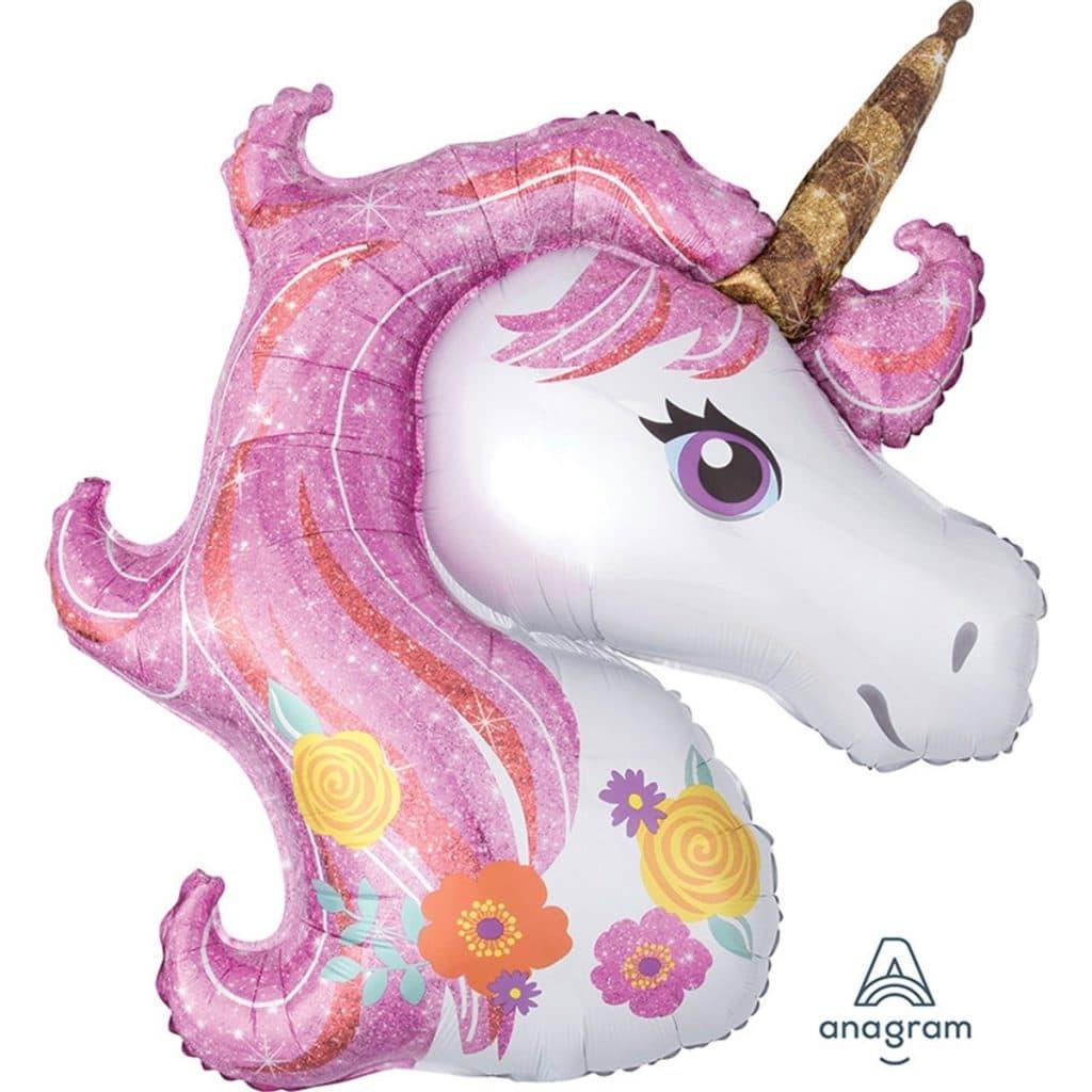 Pink Unicorn Foil