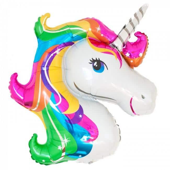 Rainbow Unicore Foil