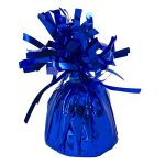 Blue Foil Ballon Weight