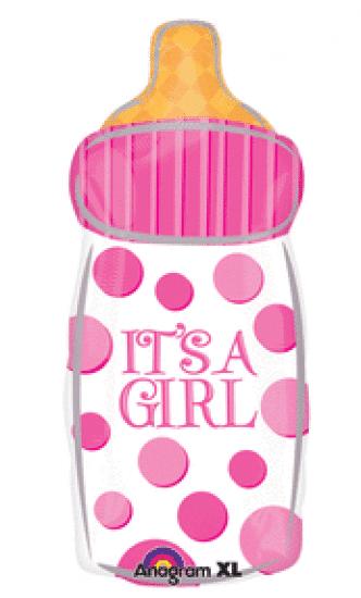 Baby Girl Bottle