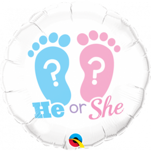 Baby He Or She