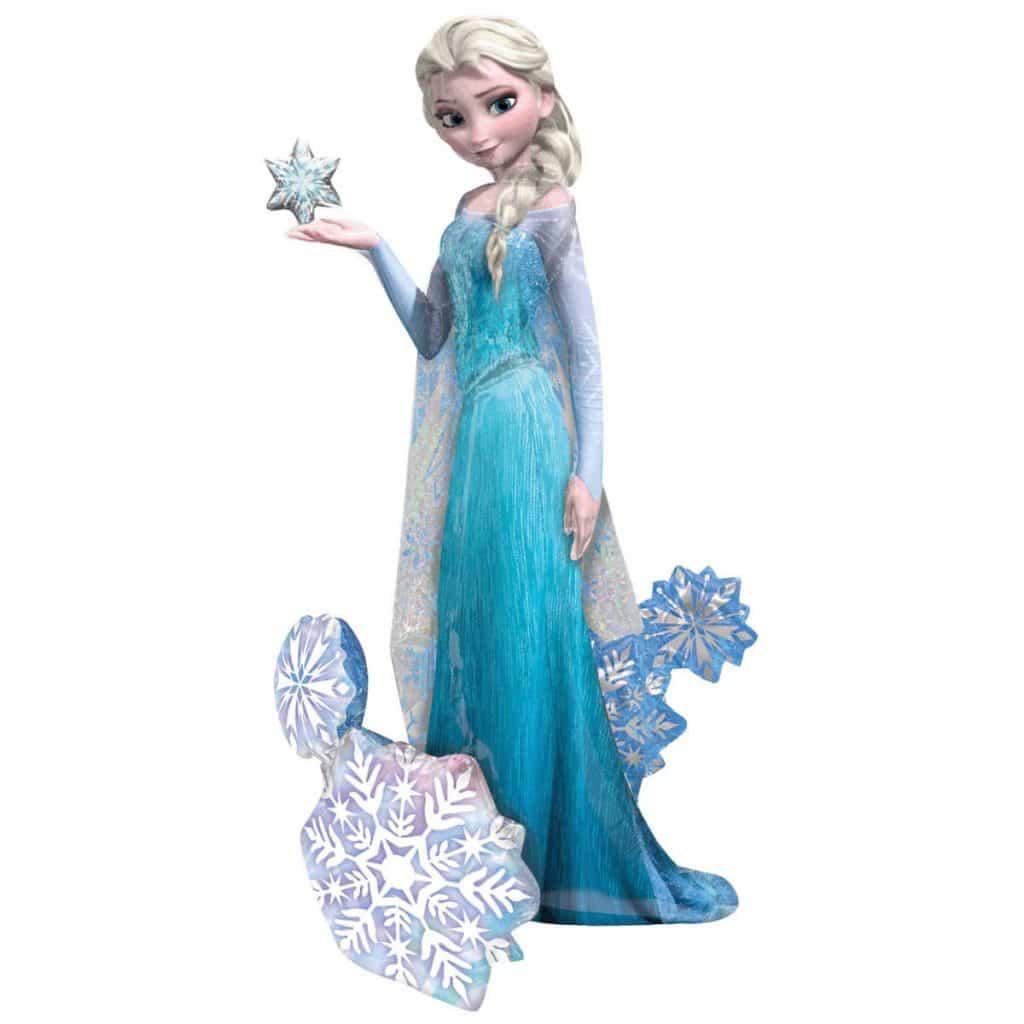 Elsa The Snow Queen Airwalker