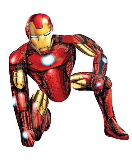 Iron Man Airwalker