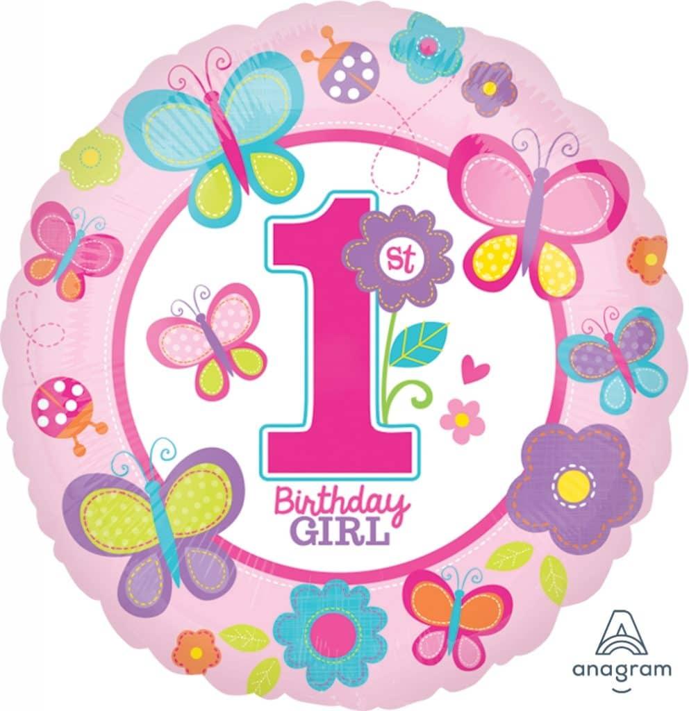 1st Sweet Birthday Girl