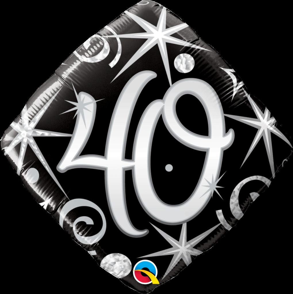 40 Elegant Sparkles & Swirls