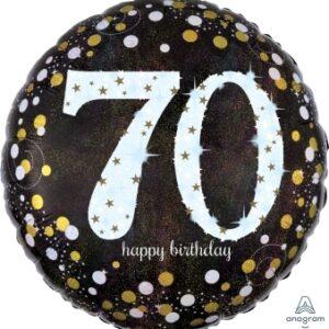 70 Sparkling Birthday