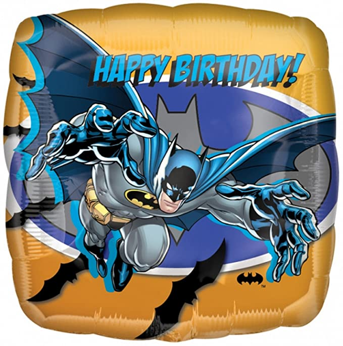 Batman Happy Birthday