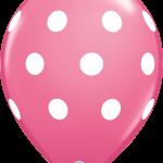 Big Polka Dots Rose