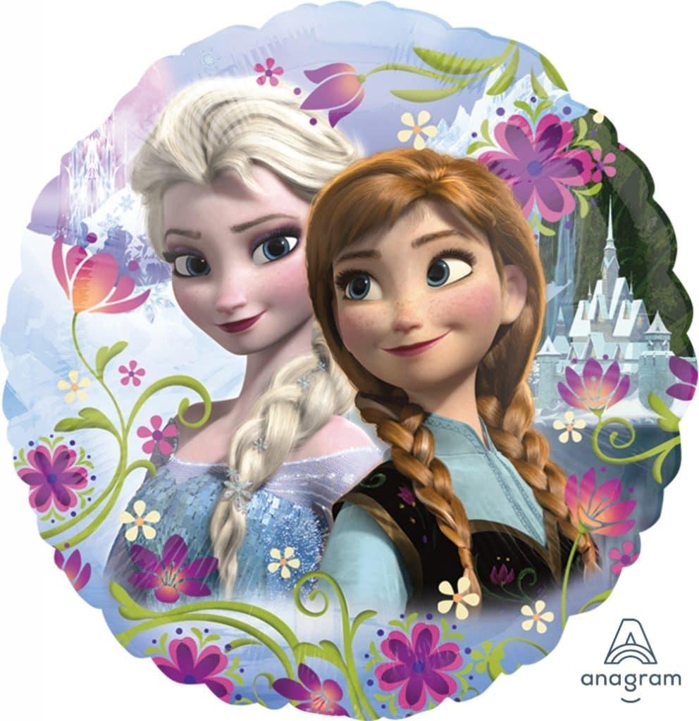 Frozen Anna & Elsa