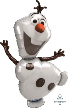 Frozen Olaf Super Shape