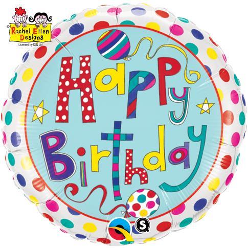 Happy Birthday Rachel Ellen