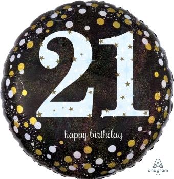Sparkling Birthday 21st