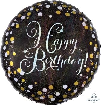 Sparkling Birthday