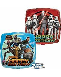 Star War Happy Birthday