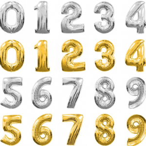 Large Foil Numbers