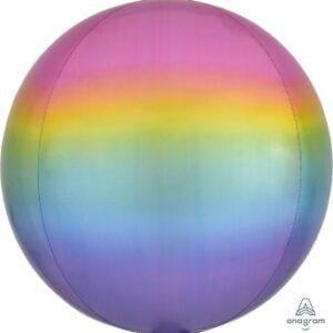Ombre Orbz Pastel Rainbow
