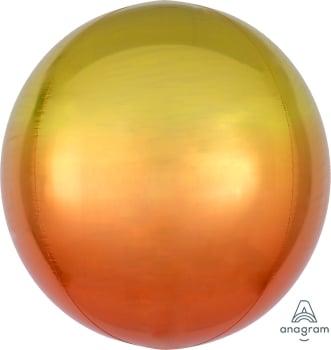 Ombre Orbz Yellow & Orange