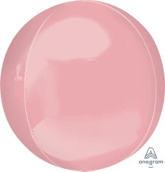 Orbz Pastel Pink