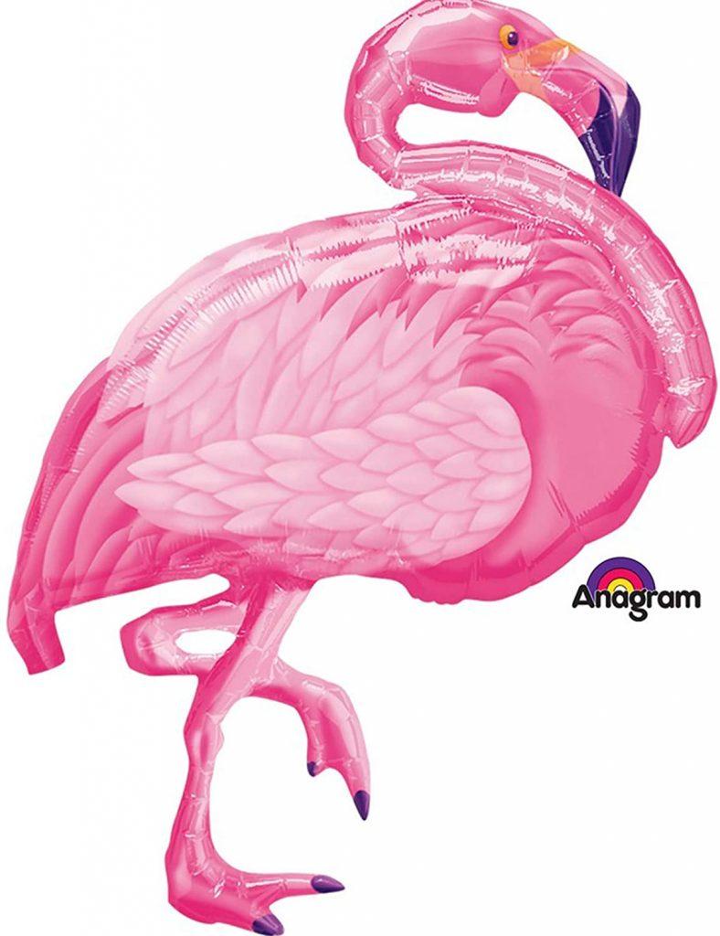 Large Pink Flamingo 2