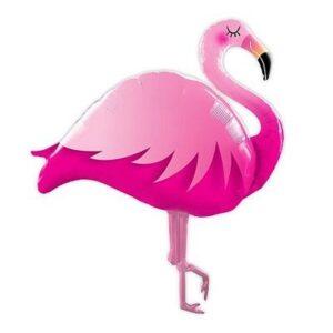 Large Pink Flamingo