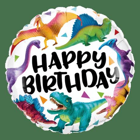 Happy B'day Dinosaurs