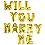 Will You Marry Me Gold