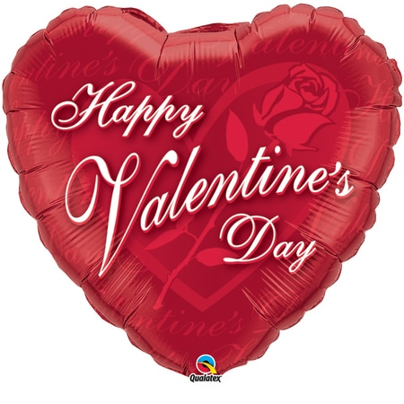 Valentines Red Rose