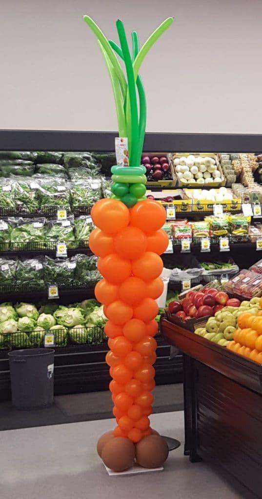 Carrot Column