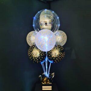Bubble Table Centrepiece